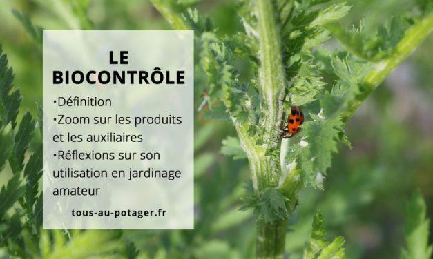 Le biocontrôle pour gérer les bioagresseurs du potager